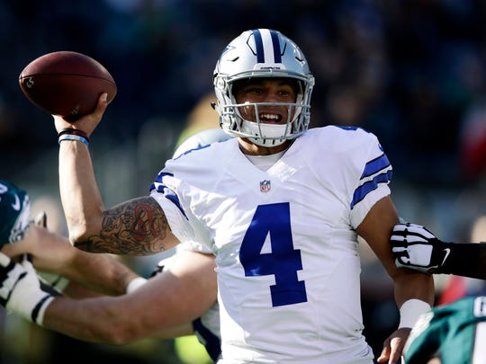 Rookie QB Dak Prescott took Cowboys from 4-12 to 13-3 after Tony Romo went down injured. If only Bills could capture that kind of lightning in a bottle.