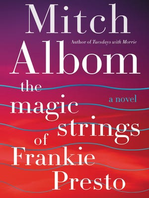 Mitch Albom's new book comes out in November.