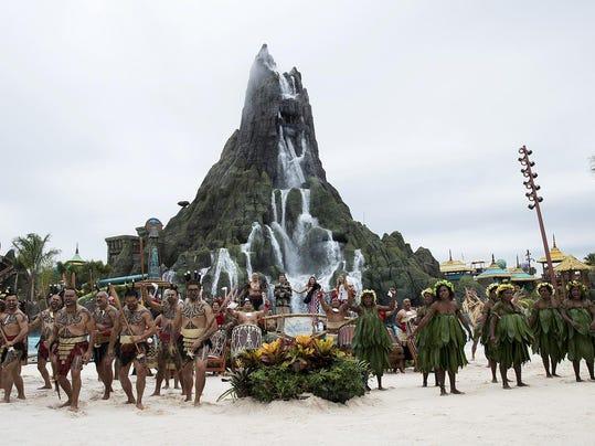 Universal's Volcano Bay, VB, UVB, Project 533, Water Park, Water Rides, Universal Orlando Resort, UOR, UO