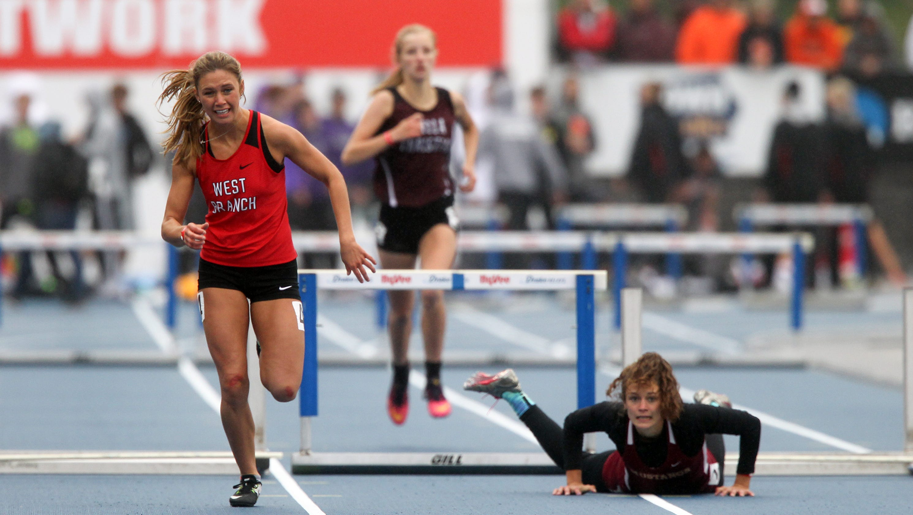 Photos  Running Events At State Track And Field Meet Friday