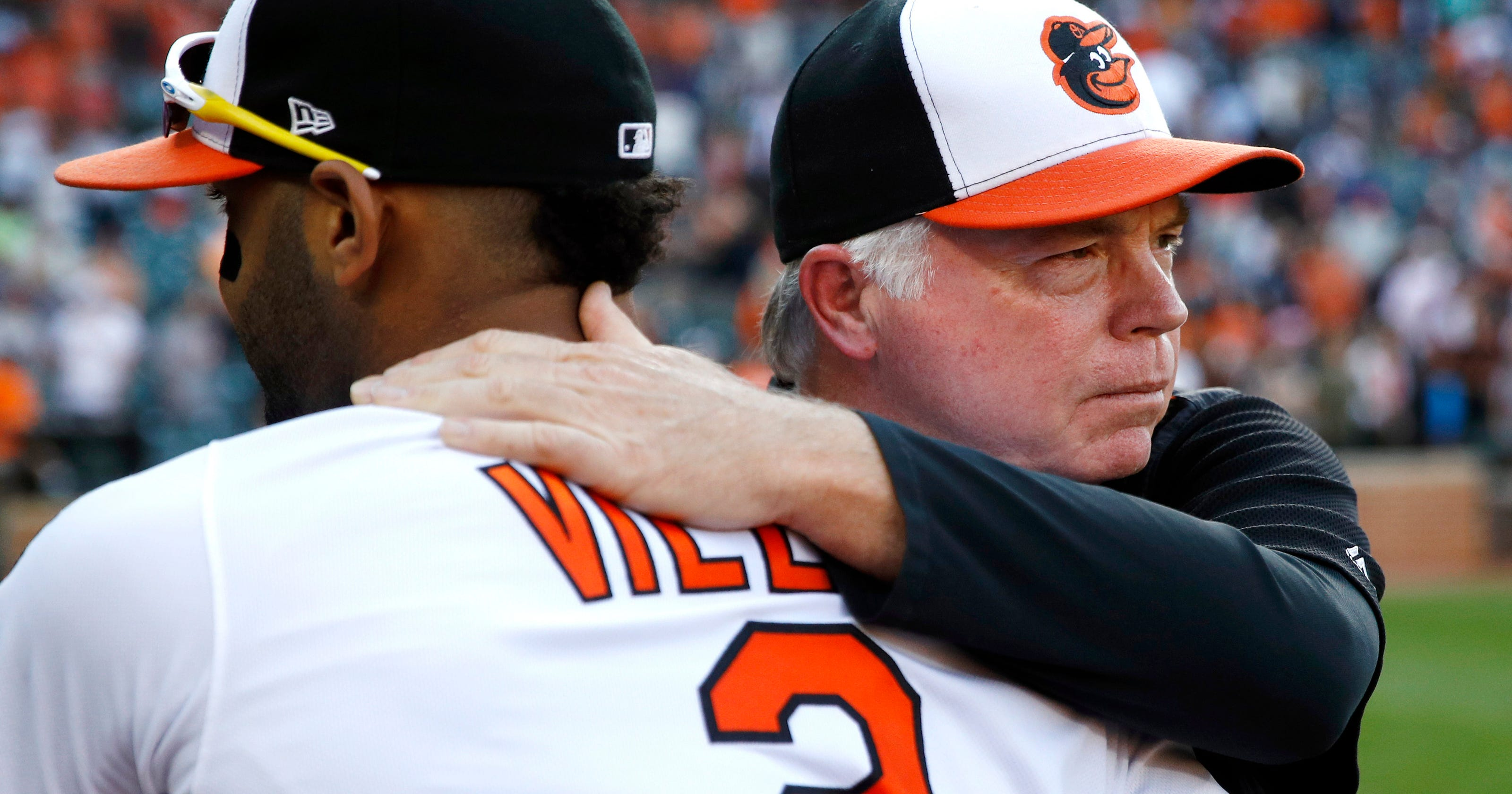 e33ddec8927 Showalter fired as Orioles manager after 115-loss season