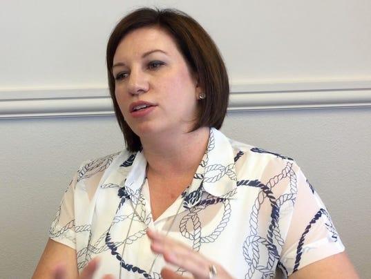 Reno City Manager Sabra Smith Newby
