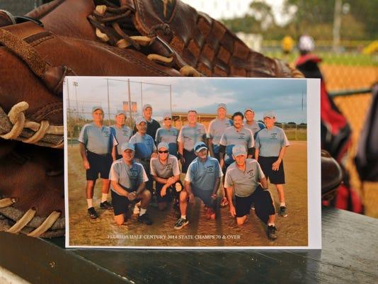 State champion men's Softball team