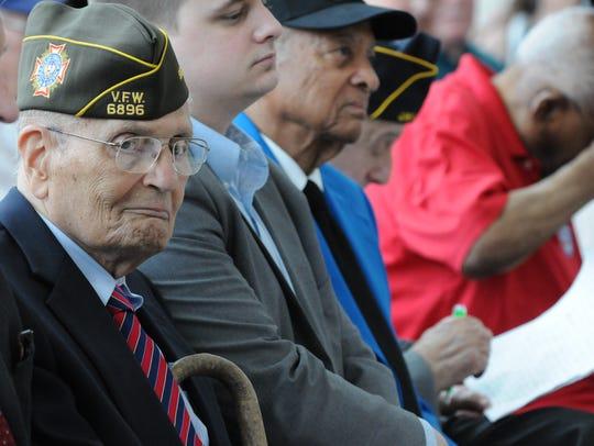 Former U.S. Rep. John Dingell joins the commemoration.