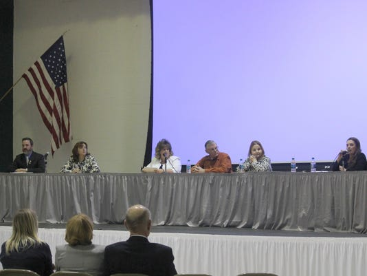 Alamo Eagle Debate