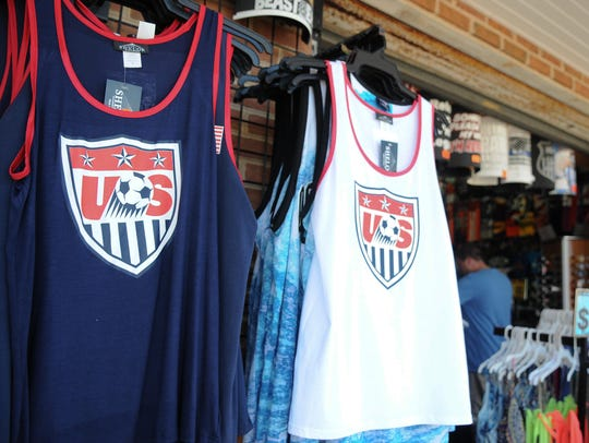 The T-Shirt Factory on the Boardwalk in Ocean City