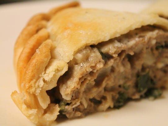 Grammy's Pasty's go beyond traditional with fillings