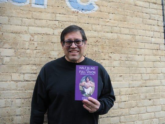 David Espinoza at the Statesman Journal's Holding Court