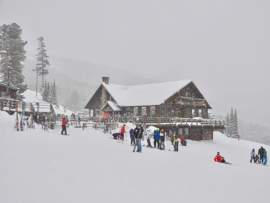 Showdown Montana received almost 240 inches of snow by closing day.