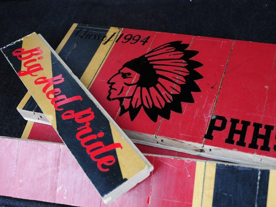 The Port Huron Area School District Endowment fund is selling off pieces of the old gymnasium floors of Port Huron High School and Port Huron Northern High School. The pieces are available in both customized and non-customized versions.