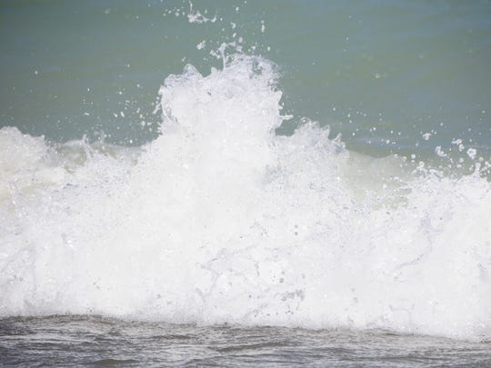 The National Weather Service has issued a Beach Hazards statement for Lake Huron.