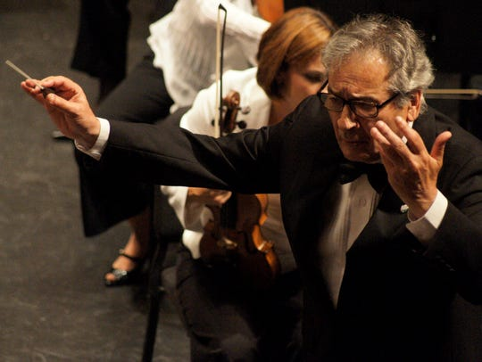 Victor Yampolsky returns for his 33rd season as music