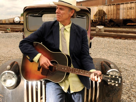 An Intimate Evening with John Hiatt on March 27 at