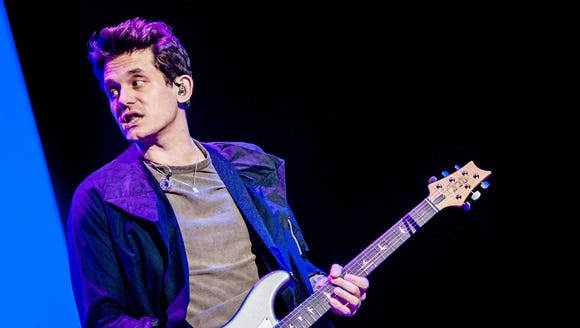 John Mayer cares about his music, not lover rankings.