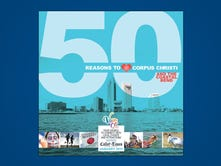 50 Reasons to Love Corpus Christi