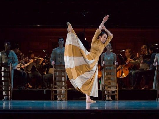 """""""Appalachian Spring"""" is May 5-7 at TPAC's Andrew Jackson"""
