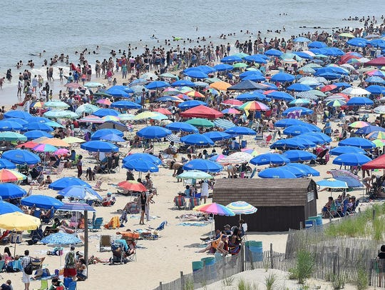 Delaware's beaches are one reason we rank 8th, 9th