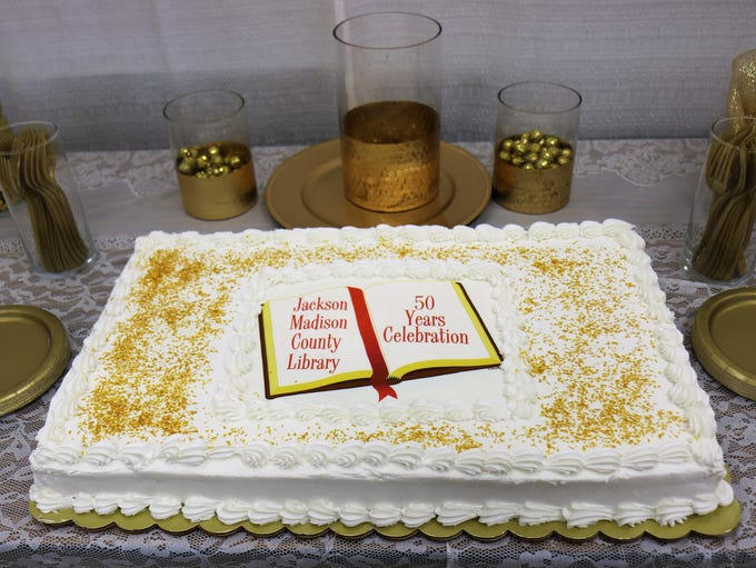 A 50th Anniversary Celebration was held for the Jackson-Madison