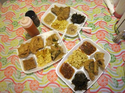 Martha Lou S Kitchen Menu