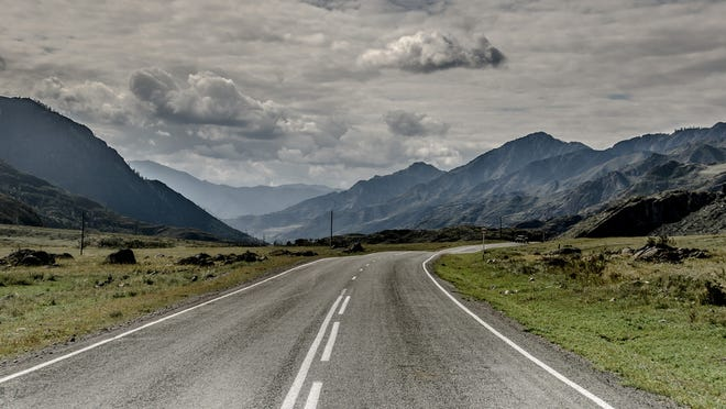 Road Trip Russia, photo by Serge Bystro via Flickr