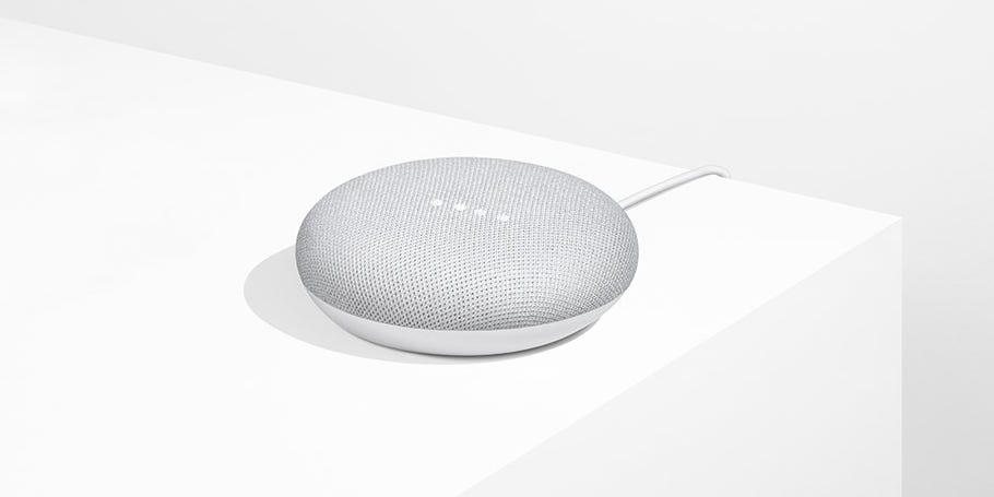 Free Google Home Mini New Existing Spotify Users Can Get Freebie