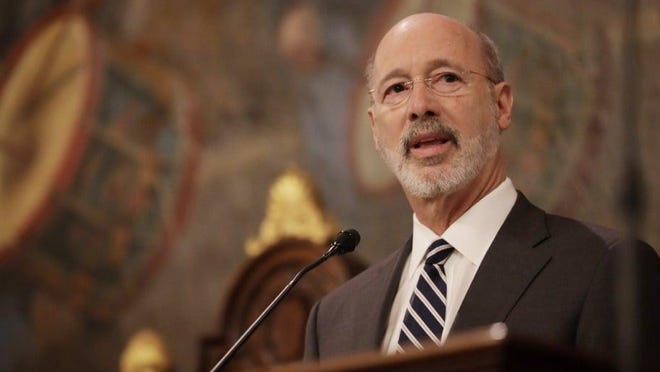 On Friday, Gov. Tom Wolf called for a minimum wage bump that would mark the first increase to the commonwealth's pay floor since 2009, when the federal government enacted a minimum rate of $7.25 per hour. Wolf has championed minimum wage increases numerous times during his tenure as governor, though the efforts have yet to produce any results.