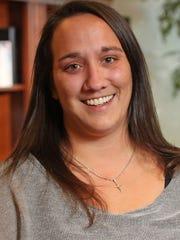 Jennifer Ruiz, a Rodel Exemplary Teacher, teaches sixth