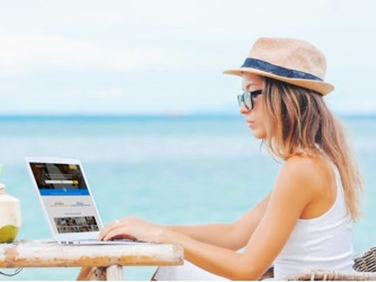 4 considerations when traveling the world as a freelancer