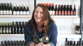 The freelance culinary director at Salt & Vine is Molly Martin Fitzpatrick