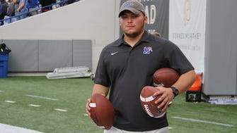 Memphis student manager Ki Brown worked with the football team the past two seasons. He died Sunday following injuries from a motorcycle accident