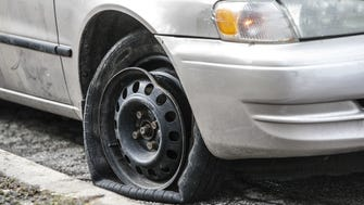 The city of Indianapolis has received hundreds of pothole claims this year, but compensation has been hard to come by.