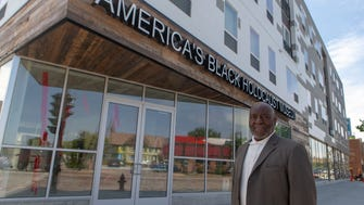 Virgil Cameron is the son of America's Black Holocaust Museum founder Dr. James Cameron. Cameron is on the museum's board and has been involved in getting the museum to reopen a space since its closing in 2008. The new building is at the same location in Halyard Park and is set to open this fall.