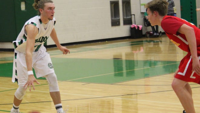 Hogan Fowles, who leads Virgin Valley in scoring at 12.6 points per game, and his Bulldog teammates host Western on Tuesday night.