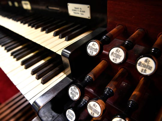 The now-shuttered West Nashville United Methodist Church in Nashville is being converted into an event venue and the building's new owner doesn't have plans to keep its 1905 Kilgen & Son pipe organ. So he's offering it free to anybody who can remove and reassemble it.