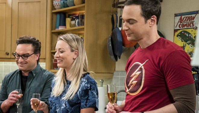 The super-smart scientists of CBS's 'The Big Bang Theory' could probably form their own Mensa group.