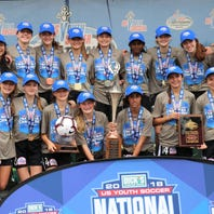 U14 Michigan Jaguars bring home U.S. Youth Soccer National girls title