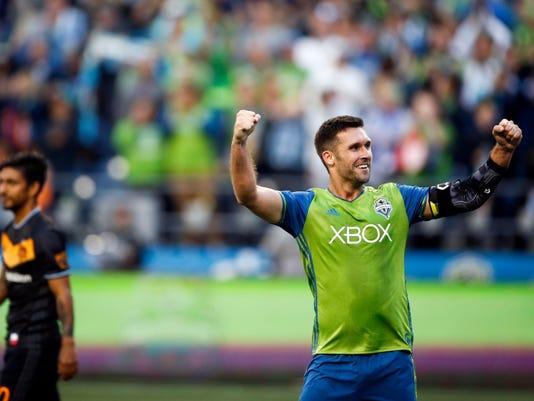 MLS: Houston Dynamo at Seattle Sounders FC