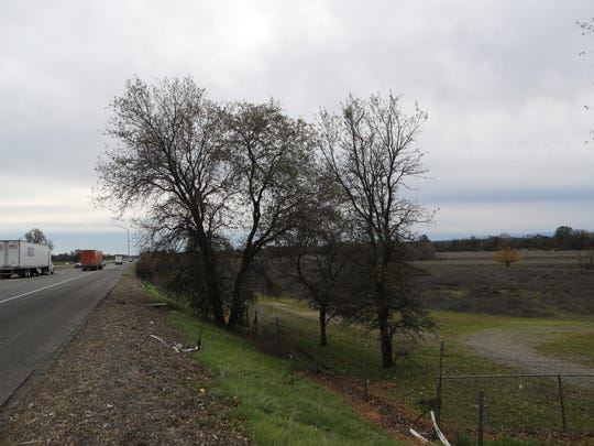 Andreas Fuhrmann/Record Searchlight Win-River Casino plans to build a new casino on its property along Interstate 5, south of South Bonnyview Road.
