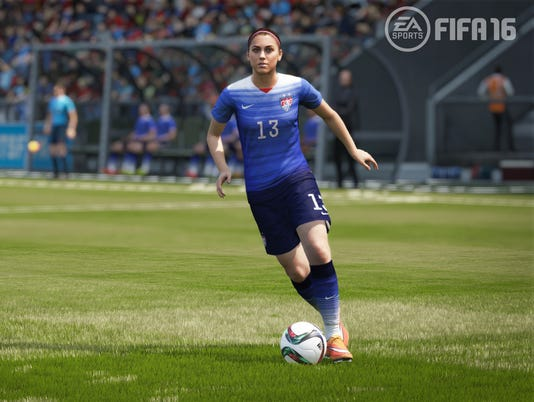 'FIFA' video game to add women for the first time