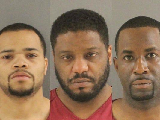 KCSO: 4 Michigan men arrested after drug raid in Knoxville