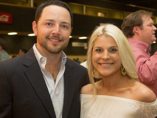 Chase and Karina Carlisle