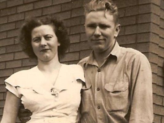 Anniversaries: James Coffey & Mae Coffey