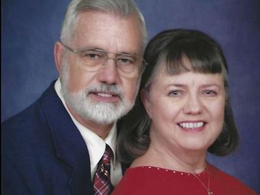 Anniversaries: Guy Fox & Nancy Fox