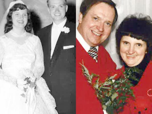 Anniversaries: Sandra Denhardt & Phillip Denhardt