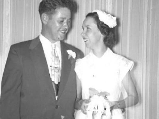 Anniversaries: Forrest Spencer & Patricia Spencer
