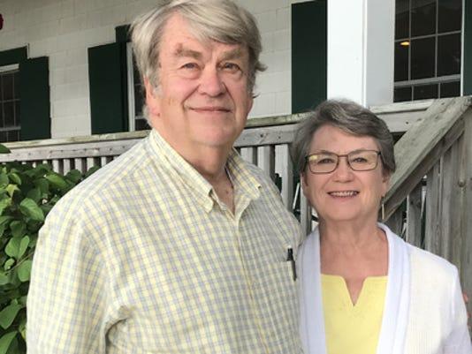 Anniversaries: Skip Grandt & Barb Grandt