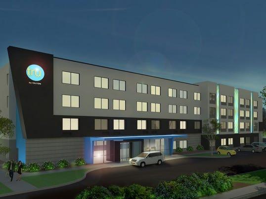 New Hilton Budget Chain Eyes Four Nashville Hotels