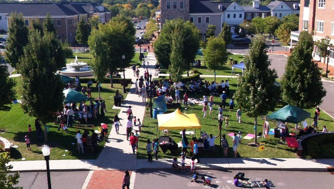 Plainsboro Library's annual Festival of the Arts will be back on September 17, from 12-4 p.m.