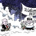 Marshall Ramsey cartoon from Thursday