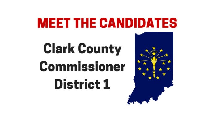 Clark County Commissioner District 1 candidates